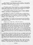 Michael Gaffney Biography 1775-1854 - Accession 132 - M59 (74)