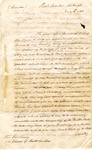 George Washington Papers - Accession 133 - M60 (75)