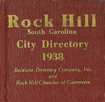 Rock Hill City Directories - Accession 89