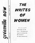 National Organization for Women Greenville (SC) Chapter Records - Accession 270