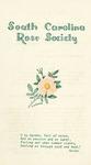 South Carolina Rose Society Records - Accession 174 - M78 (96-97)