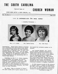 Church Women United in South Carolina Records - Accession 230