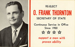 O. Frank Thornton Papers - Accession 232