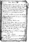 Charleston Siege Journal - Accession 608