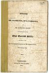 James Hamilton Speech - Accession 621 - M265 (315)