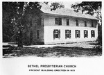 Presbyterian Church of Bethel History - Accession 438 -M176 (217)
