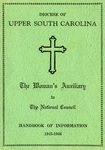 Episcopal Churchwomen Of Upper South Carolina Records- Accession 563