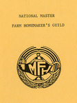 National Master Farm Homemakers Guild Records- Accession 572