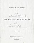 Shiloh Associate Reformed Presbyterian Church, Lancaster SC Records - Accession 577