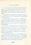 History of Waxhaws District Settlement - Accession 721 - M328 (380) by Waxhaws, SC and E. E. Cloud