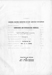 Daughters of the American Revolution, Catawba Chapter Records - Accession 722