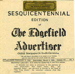 The Edgefield Advertiser - Accession 726 - M331 (383)