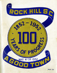 Rock Hill Centennial Celebration Program - Accession 737 - M341 (392)