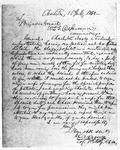 Confederate States of America Records - Accession 772
