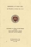 Walter L. Lingle Reminiscence - Accession 589 - M253 (302)