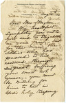 Col. Asbury Coward Papers - Accession 600 - M259 (308)