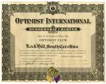 Optimist Club of Rock Hill Records - Accession 927