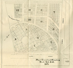 Laurelwood Cemetery:  Rock Hill, SC 1919 - Accession 1035, M462 (513)