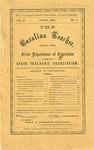 Carolina Teacher Journal - Accession 1036 - M463 (514)