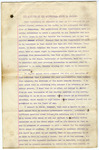 The Attitude of the Antebellum South on Slavery Speech - Accession 1037 - M464 (515)