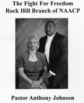 NAACP Rock Hill Branch Program - Accession 1226 - M588 (641)