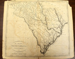 State of South Carolina Map 1796 - Accession 1240 - M592 (645)