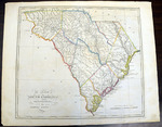 State of South Carolina Map 1814 - Accession 1243 - M595 (648)