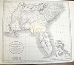 Southeastern United States Map 1806 - Accession 1244 - M596 (649)