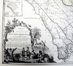 State of South Carolina Map 1773 - Accession 1246 - M598 (651)