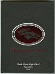 South Pointe High School Yearbook - Accession 1273 - M625 (678)
