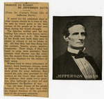 Newspaper Articles-Historical Collection - Accession 1277