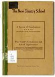 The New County School: A Survey Of Development - Accession 1287 - M630 (684)