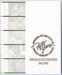 Springs Foundation Booklet - Accession 1065 - M480 (531)