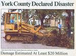 Hurricane Hugo Newspaper Articles - Accession 1083 - M493 (544)