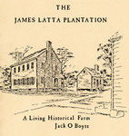 James Latta Plantation Study - Accession 838 - M397 (448)