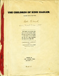 The Children of King Hagler - Accession 1329 - M664 (718)
