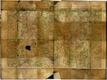 World War I Map - Accession 1357 - M678 (733)