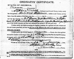 Williams Family Genealogy - Accession 541 - M235 (283) by Williams Family