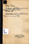 The Ten Tribes of Wier in America - Accession 715 #6