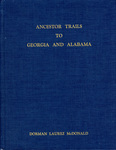 Ancestor Trails to Georgia and Alabama - Accession 715 #16