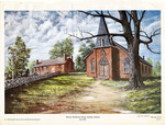 Ebenezer Presbyterian Church Print - Accession 1411 - M696 (752)