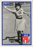 Ruth Born AAGPBL Collection - Accession 1461 by All-American Girls Professional Baseball League and Ruth Born