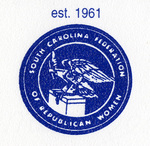 South Carolina Federation of Republican Women Records - Accession 1134