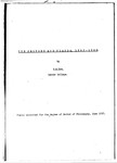 D. A. Low:  The British and Uganda (1862-1900) - Accession 1157 - M533 (584)