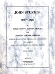 John Sturgis (1757-1825) of York County, South Carolina - Accession 715 #51