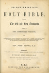 Eugene Arthur Kozlay Family Bible - Accession 1236