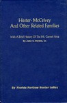 Hester - McCelvey and Other Related Families - Accession 715 #61