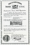 Friends of Historic Brattonsville Records - Accession 1593