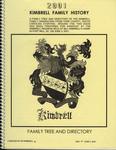 Kimbrell Family History: Family Tree and Directory - Accession 715 #75