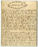 Reverend William Banks Memorial Sermon - Accession 1701 M818 (875) by William Banks, Unity Presbyterian Church, Pleasant Grove Presbyterian Church, Providence Presbyterian Church, Banks Presbyterian Church, and James Spratt White
